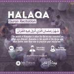 Sisters' Halaqa – Quran Recitation