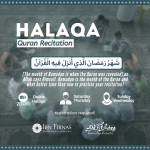 Brothers' Halaqa – Quran Recitation