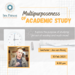 Multipurposeness of Academic Study